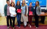 Ученик генерације наше школе Јелена Васић